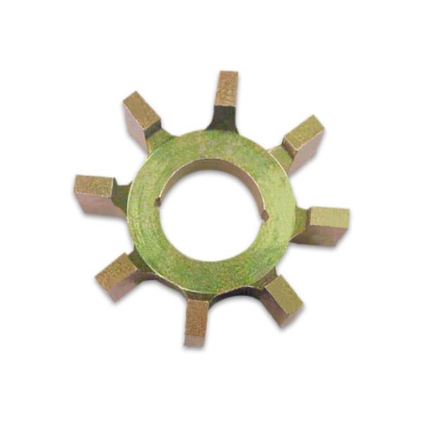 Reluctor, Distributor, CNC-Machined Billet Steel