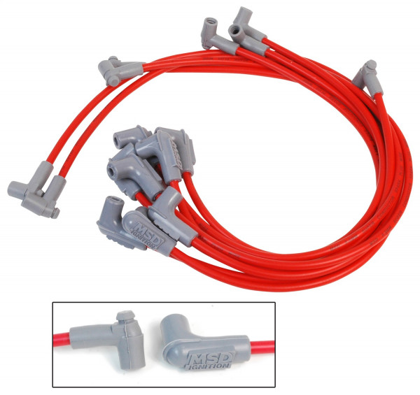 Super Conductor Wiresets, SBC With Low Profile Distributor