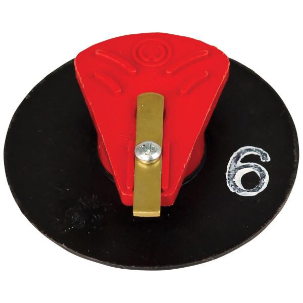 Mallory Rotor/Shutter Wheel, 6Cyl