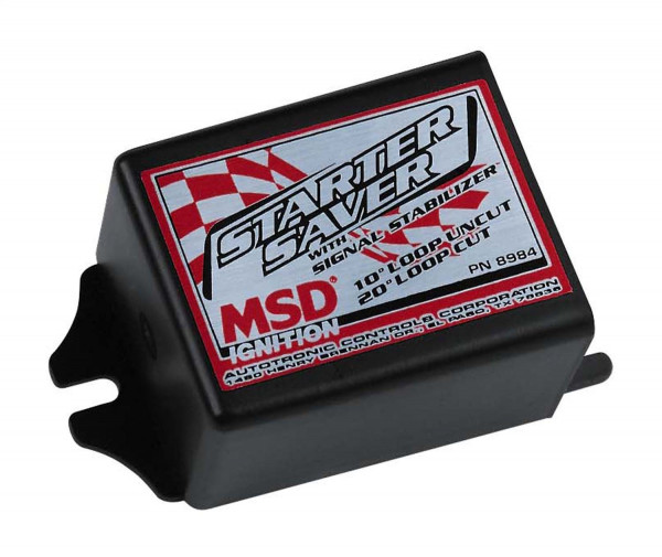 Starter Saver with Signal Stabilizer