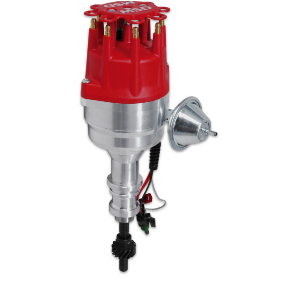 Distributor Ford 289-302 with Steel Gear, Ready-to-Run