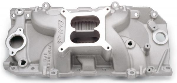 Performer RPM 2-O Manifold, Chevrolet Big Block, Oval Port