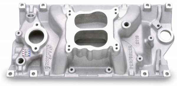 Performer Manifold, Chevrolet Small Block, 96-up Vortec