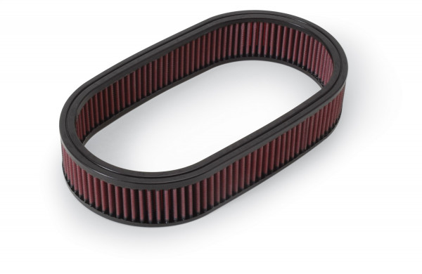 Air Filter Element, Pro-Flo, Oval