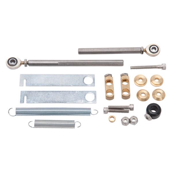 Dual-Quad Progressive Linkage Kit, For Dual-Quad Manifolds