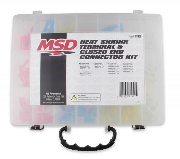 MSD Heat Shrink Terminal Kit
