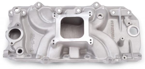 Torker II 2-O Manifold, Chevrolet Big Block, Oval Port
