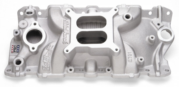 Performer EPS Manifold, Chevrolet Small Block, 55-86